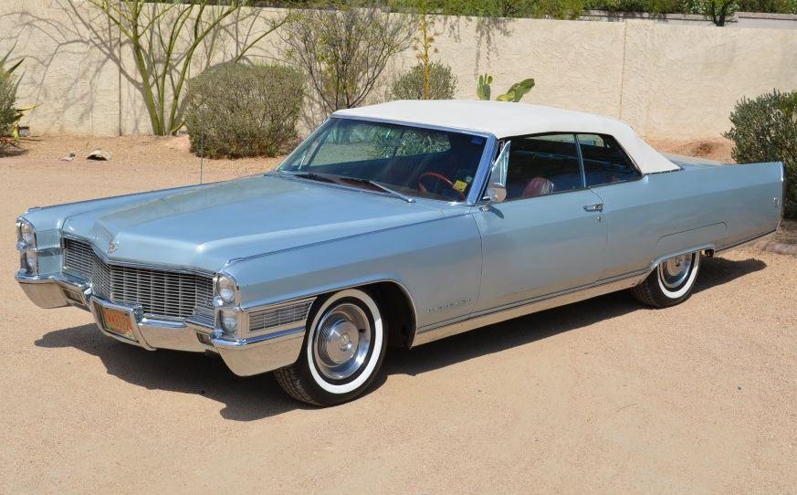 New Cadillac Eldorado >> Classic Promenade Classic Cars 1965 Cadillac Fleetwood