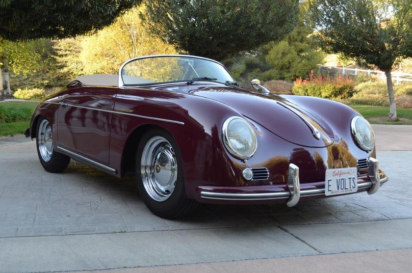 Classic Promenade Classic Cars 1957 Porsche Beck Speedster